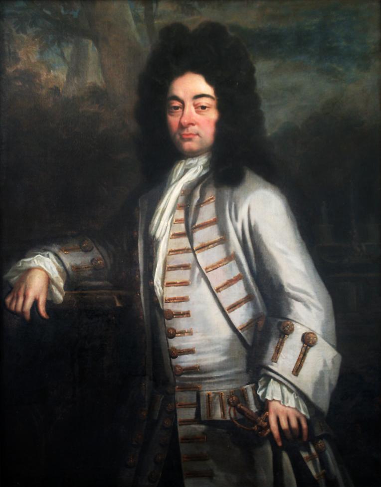Portrait of George Frideric Handel, c. 1710-1720