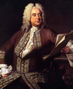 Handel by Thomas Hudson, 1748
